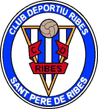 Escudo de C.D. RIBES (CATALUÑA)