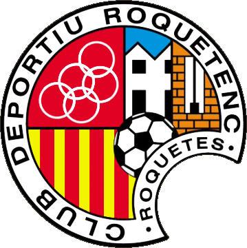 Escudo de C.D. ROQUETENC (CATALUNHA)