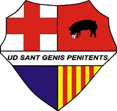Escudo de C.D. SANT GENIS PENITENTS (CATALUÑA)
