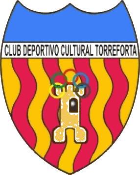 Escudo de C.D.C. TORREFORTA (CATALUÑA)