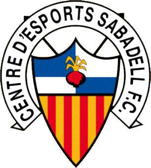 Escudo de C.DE.SABADELL  (CATALUÑA)