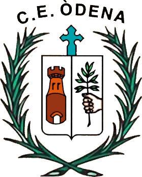 Escudo de C.E. ÒDENA (CATALUÑA)