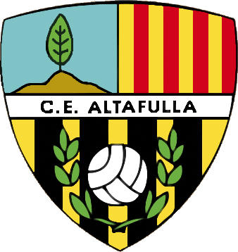 Escudo de C.E. ALTAFULLA (CATALUÑA)