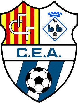 Escudo de C.E. ANGLÈS (CATALUNHA)