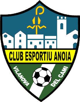 Escudo de C.E. ANOIA (CATALUÑA)