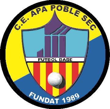 Escudo de C.E. APA POBLE SEC (CATALUÑA)
