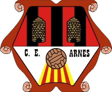 Escudo de C.E. ARNES (CATALUNHA)