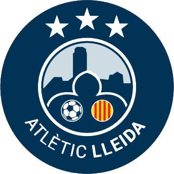 Escudo de C.E. ATLÈTIC LLEIDA 2019 (CATALUÑA)