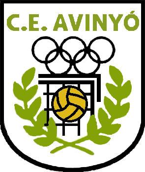 Escudo de C.E. AVINYÓ (CATALUÑA)