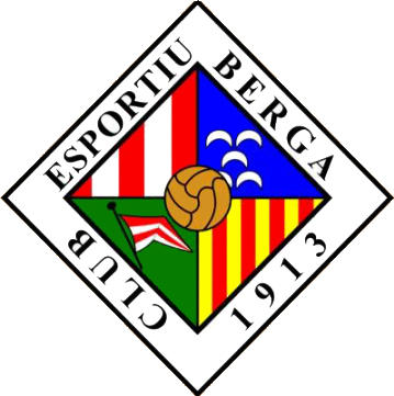 Escudo de C.E. BERGA (CATALUÑA)