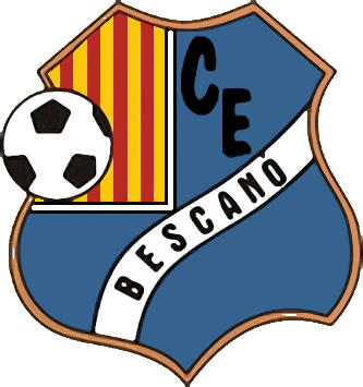 Escudo de C.E. BESCANÓ (CATALUÑA)