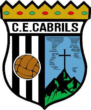 Escudo de C.E. CABRILS (CATALUÑA)