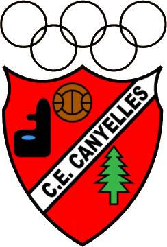 Escudo de C.E. CANYELLES (CATALUÑA)