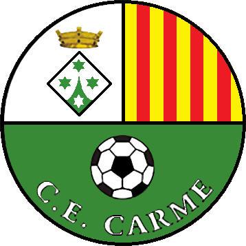 Escudo de C.E. CARME (CATALUÑA)