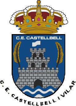 Escudo de C.E. CASTELLBELL I VILAR (CATALUÑA)