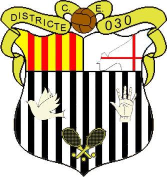 Escudo de C.E. DISTRICTE 030 (CATALUÑA)