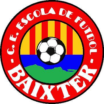 Escudo de C.E. E.F. BAIX TER (CATALUÑA)