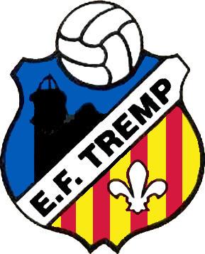 Escudo de C.E. E.F. TREMP (CATALUÑA)