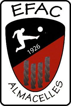 Escudo de C.E. EFAC ALMACELLES (CATALUÑA)
