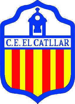 Escudo de C.E. EL CATLLAR (CATALUÑA)