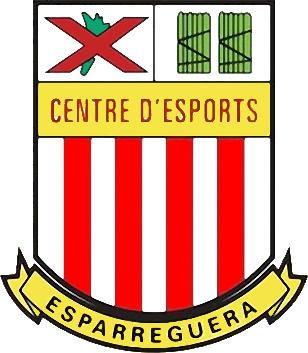 Escudo de C.E. ESPARREGUERA (CATALUÑA)