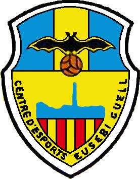 Escudo de C.E. EUSEBI GUELL (CATALUÑA)