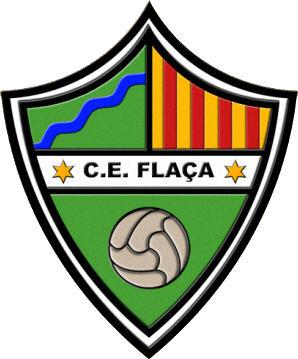 Escudo de C.E. FLAÇÀ (CATALUÑA)