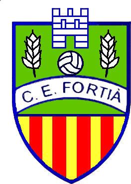 Escudo de C.E. FORTIÀ (CATALUÑA)