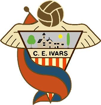 Escudo de C.E. IVARS D'URGELL (CATALUÑA)