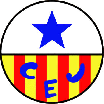 Escudo de C.E. JÚPITER (CATALUNHA)