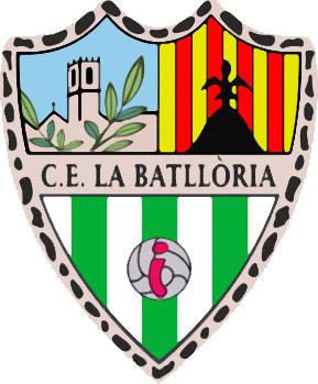 Escudo de C.E. LA BATLLÒRIA (CATALUÑA)