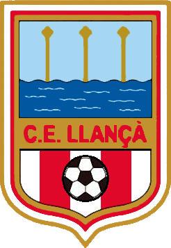 Escudo de C.E. LLANÇÀ (CATALUÑA)