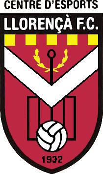 Escudo de C.E. LLORENÇÀ F.C. (CATALUÑA)