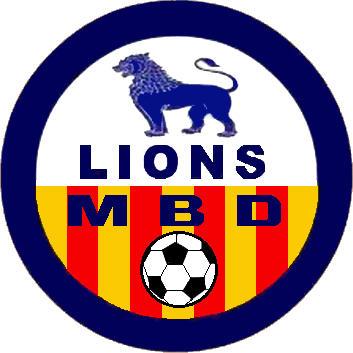 Escudo de C.E. M.B.D. LIONS (CATALUÑA)