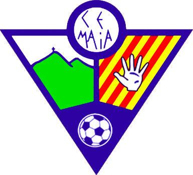 Escudo de C.E. MAIÀ (CATALUÑA)