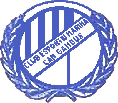 Escudo de C.E. MARINA-CAN GAMBUS (CATALUÑA)