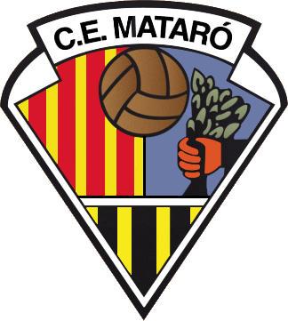 Escudo de C.E. MATARÓ (CATALUÑA)