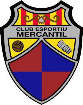 Escudo de C.E. MERCANTIL (CATALUÑA)