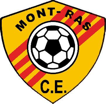 Escudo de C.E. MONT-RAS (CATALUÑA)