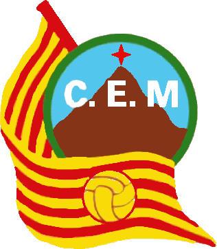 Escudo de C.E. MONTBRIÓ (CATALUÑA)