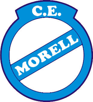 Escudo de C.E. MORELL (CATALUNHA)
