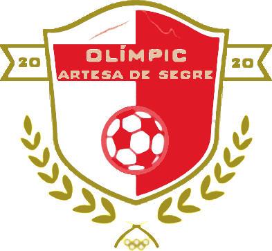 Escudo de C.E. OLÍMPIC ARTESA DE SEGRE (CATALUÑA)