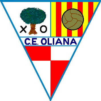 Escudo de C.E. OLIANA (CATALUÑA)