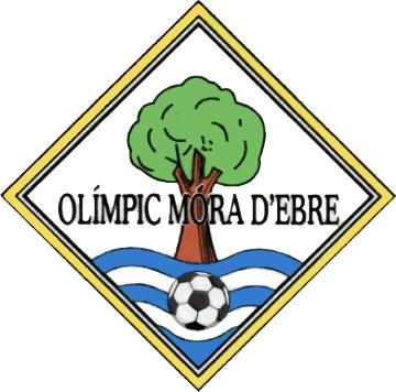 Escudo de C.E. OLIMPIC MÒRA D'EBRE (CATALUÑA)