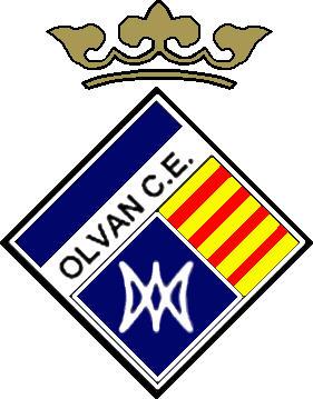 Escudo de C.E. OLVAN (CATALUÑA)