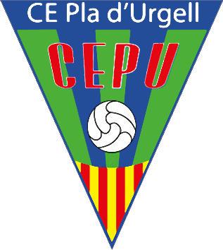 Escudo de C.E. PLA D'URGELL (CATALUÑA)