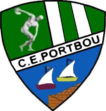 Escudo de C.E. PORTBOU (CATALUÑA)