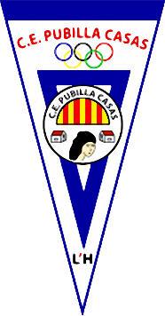 Escudo de C.E. PUBILLA CASAS (CATALUÑA)