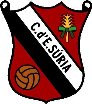 Escudo de C.E. SÚRIA (CATALUÑA)