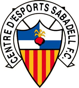 Escudo de C.E. SABADELL F.C. (CATALUÑA)